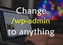 wordpress admin url kaise change kare