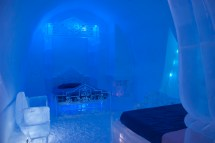Disney Frozen Ice Hotel