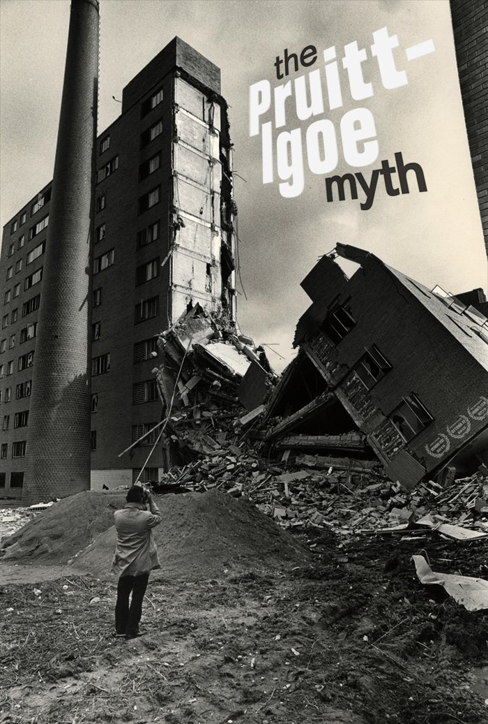 First Run Features Acquires Chad Freidrichs' Feature Documentary THE PRUITT-IGOE MYTH - We Are Movie Geeks