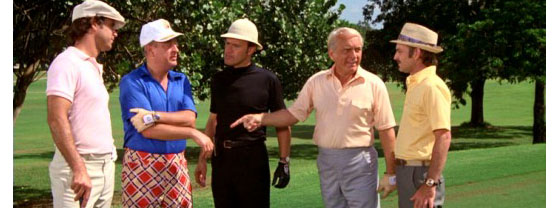 caddyshack tees off the midnight series at the tivoli this