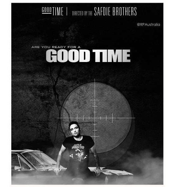 GOOD TIME Opens August 11th From A24