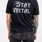 envied stay metal shirt reverse