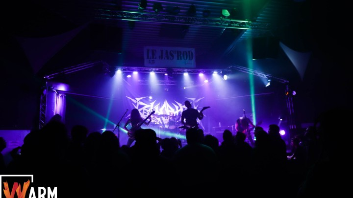 Rivers of Nihil / Soreption / Archspire/| Revocation – 09/12/2018 – @Jas'rod, Pennes Mirabeau
