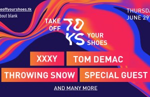 TOYS celebrate five years with xxxy, Tom Demac & more