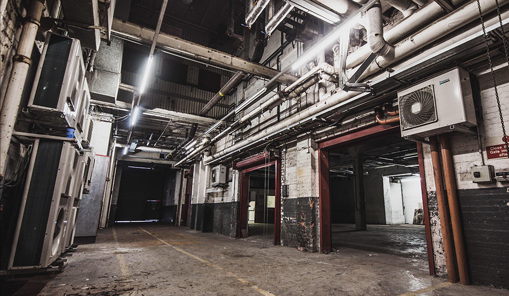Shine take over Belfast's 'Telegraph Building' for string of parties