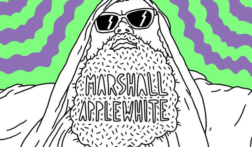 Premiere: Marshall Applewhite 'Step Back'