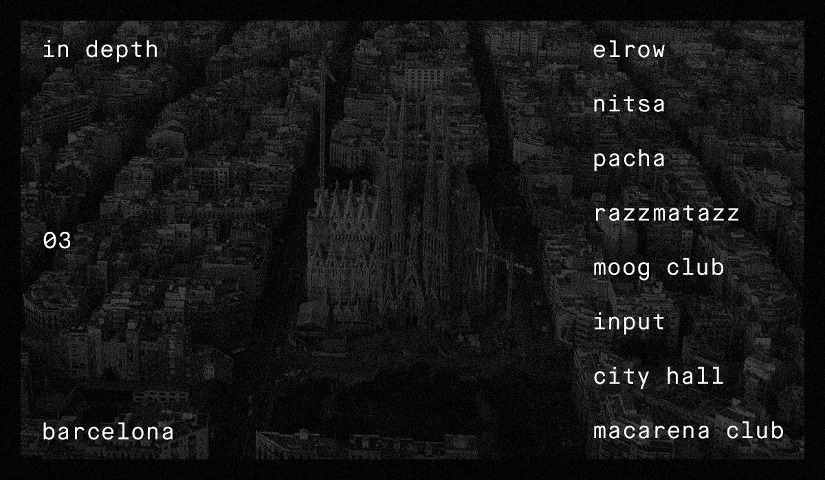 In Depth: Barcelona | Soundspace