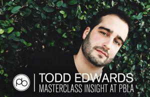 Grammy Award Winner Todd Edwards - Masterclass Insight at Point Blank Los Angeles