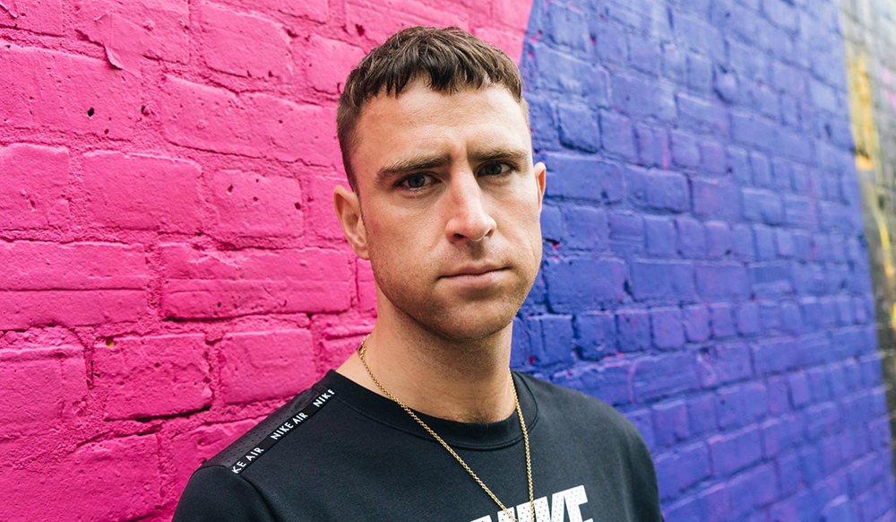 Jackmaster says sorry for behaviour at Love Saves The Day