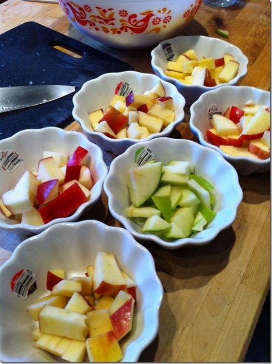 Apple Taste Test   25 Reading Incentives That Really Work