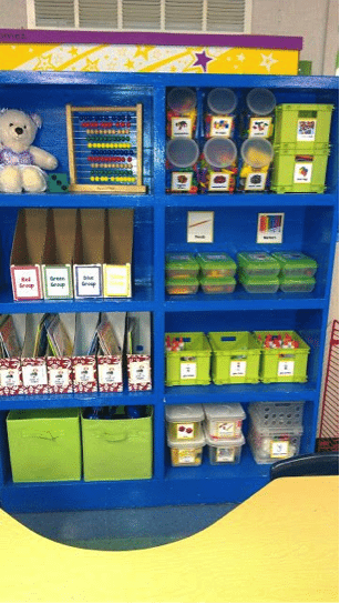 organize your classroom well