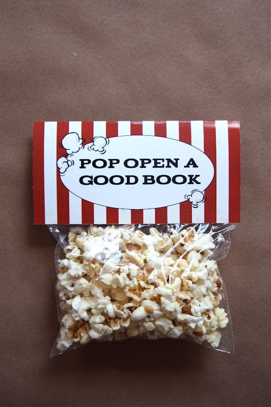 Pop Open a Good Book   25 Reading Incentives That Really Work