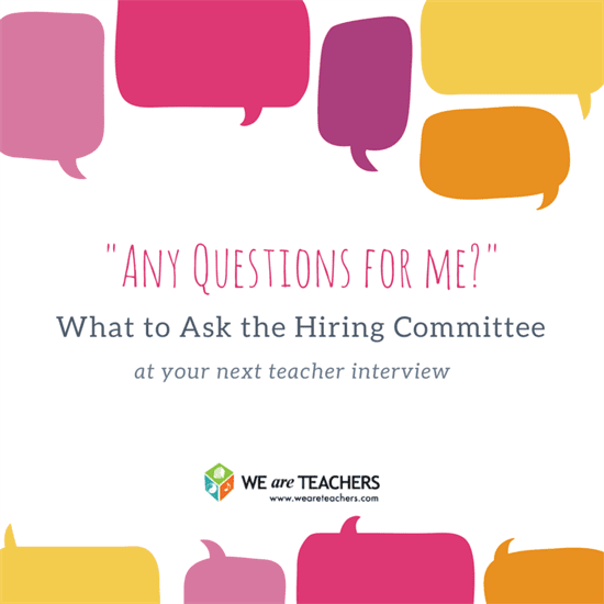 Interview Questions For Teachers About Students | Best