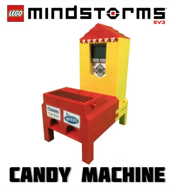 Mindstorms Candy Machine