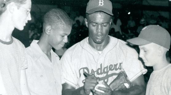 Classroom Activities: The Diversity and Tenacity of Jackie Robinson
