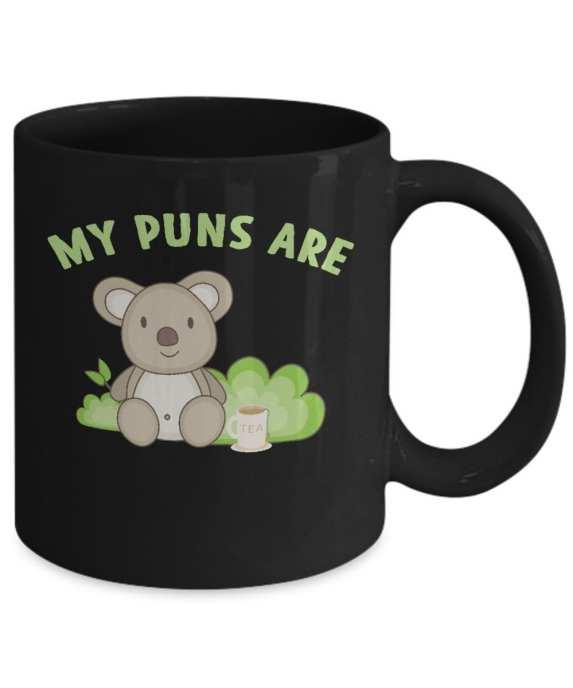 Koala-Tea - 15 Funny Teacher Mugs