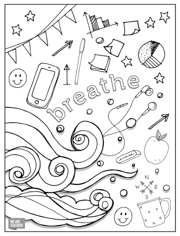 8 because an apple a day keeps the doctor away download the pdf of these teacher coloring pages