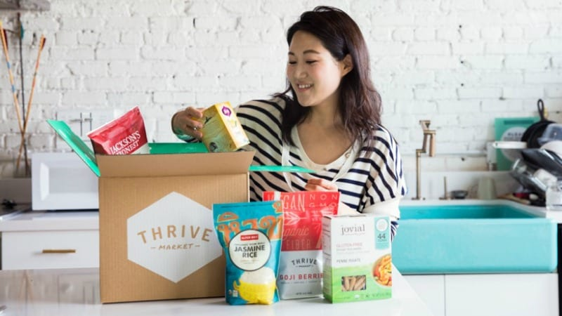 best meal delivery services thrive market teacher deal