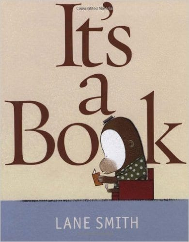 books about reading: It's a book