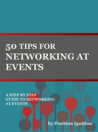 Free Networking at Events eBook