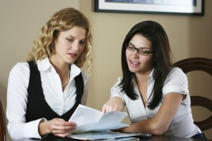 business-women-discussing-work