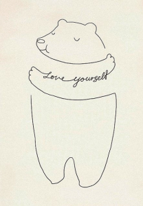 Love Yourself print by Lim Heng Swee