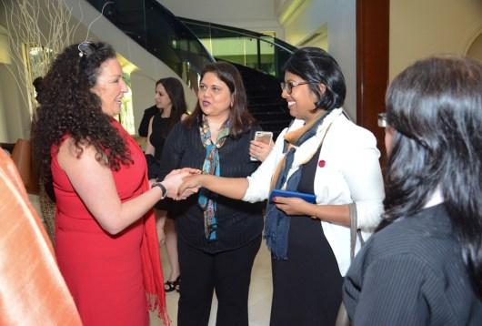 WATC India Make it Happen event