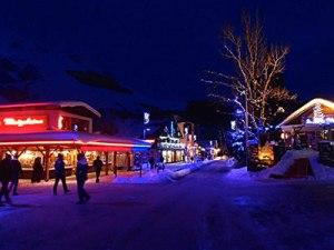 Les-Deux-Alpes resort