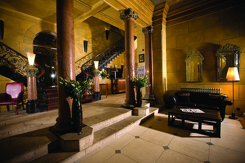 Hotel Du Vin Birmingham reception