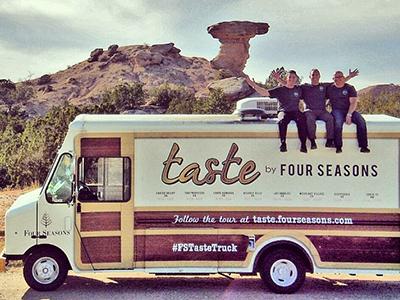 The Four Seasons - Food Truck -thumbnail