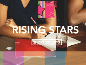 Rising Stars Shortlist-Featured
