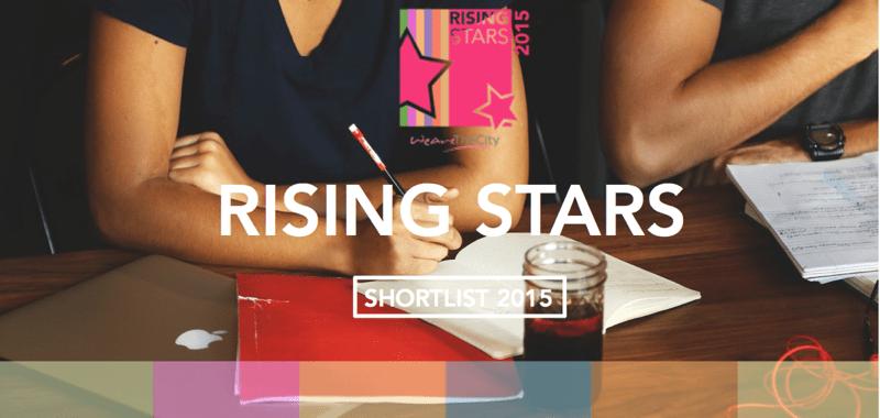 Rising Star Shortlist-2015