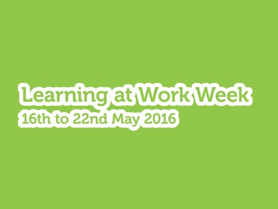 Learning at Work Week featured logo