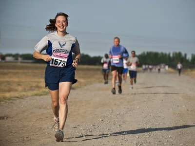 Liken your pregnancy to a marathon