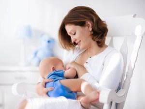 Breastfeeding - Via Shutterstock