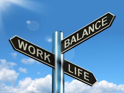 How to get a good work life balance (F)