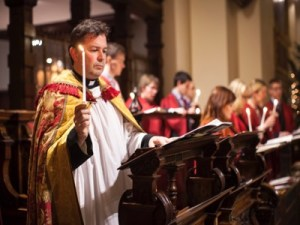 The Eve Appeal: Festival of Carols @ St. Botolph-without-Bishopsgate | London | England | United Kingdom