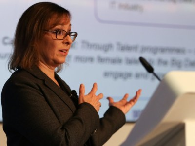 Michelle Moody, Engagement Director, Insights & Data at Capgemini UK