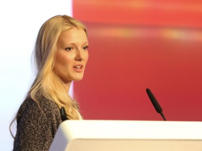 Abigail Wilson, Senior Associate, IT Risk Assurance and Cyber Security, PwC