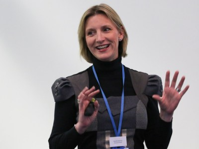 Wendy Redshaw, CIO, Knowledge Visualisation, Deutsche Bank
