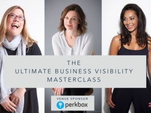 The Ultimate Business Visibility Masterclass @ Perkbox, The Happiness Lab