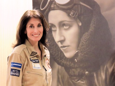 Tracey and Amy Johnson
