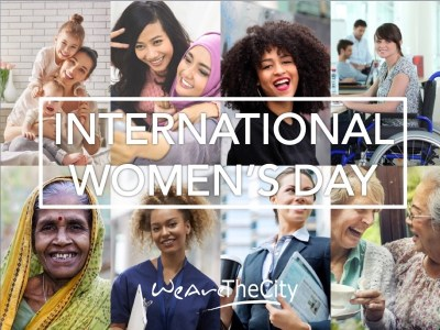 international womens day logo featured