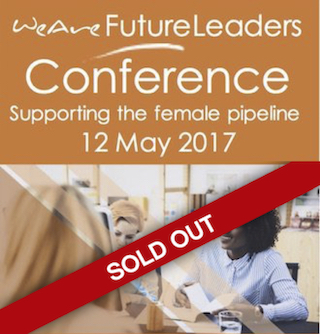 WeAreFuture Leaders Conference SOLD OUT