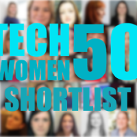 WeAreTechWomen announces TechWomen50 Shortlist