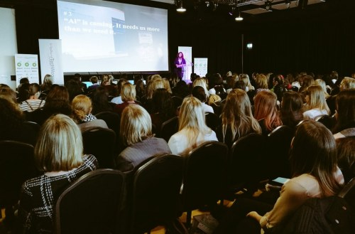 WeAreTechWomen Conference