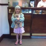 Jaycee & Burberry At Pappas Kebab Kitchen