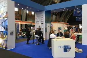 ProCure22 Exhibition - We are the fuel