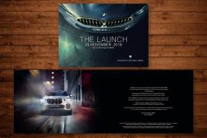 Sytner BMW Promotion Material - We are the fuel