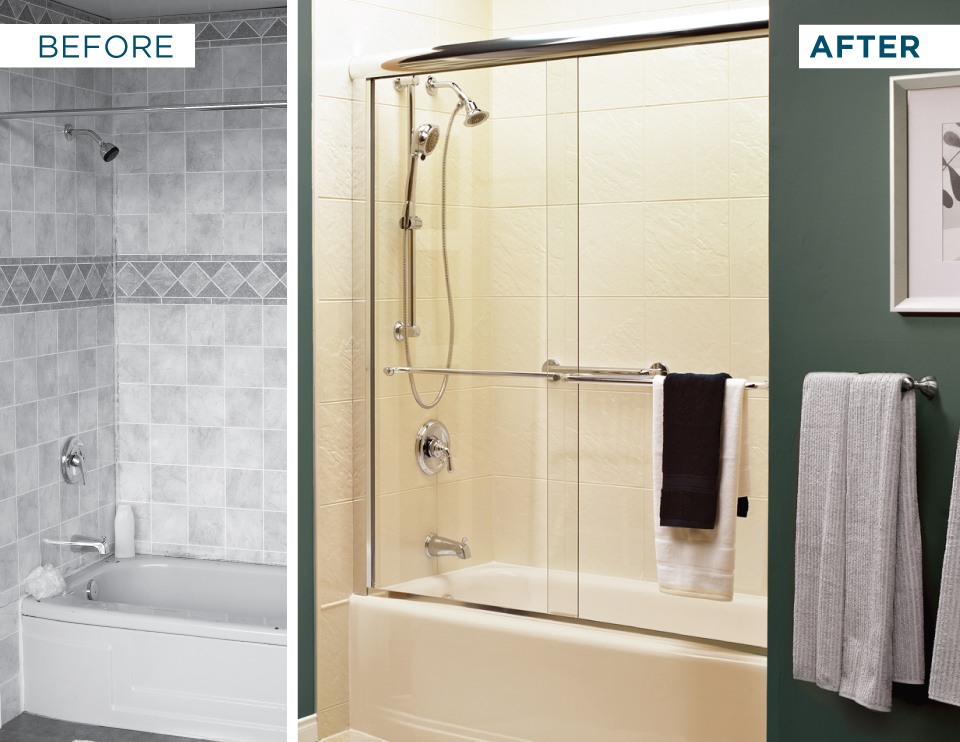 Bath Fitter And After
